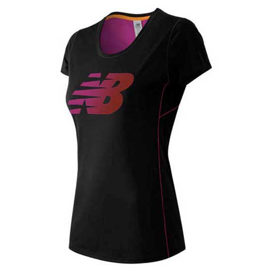 New balance Accelerate Short Sleeve Graphic