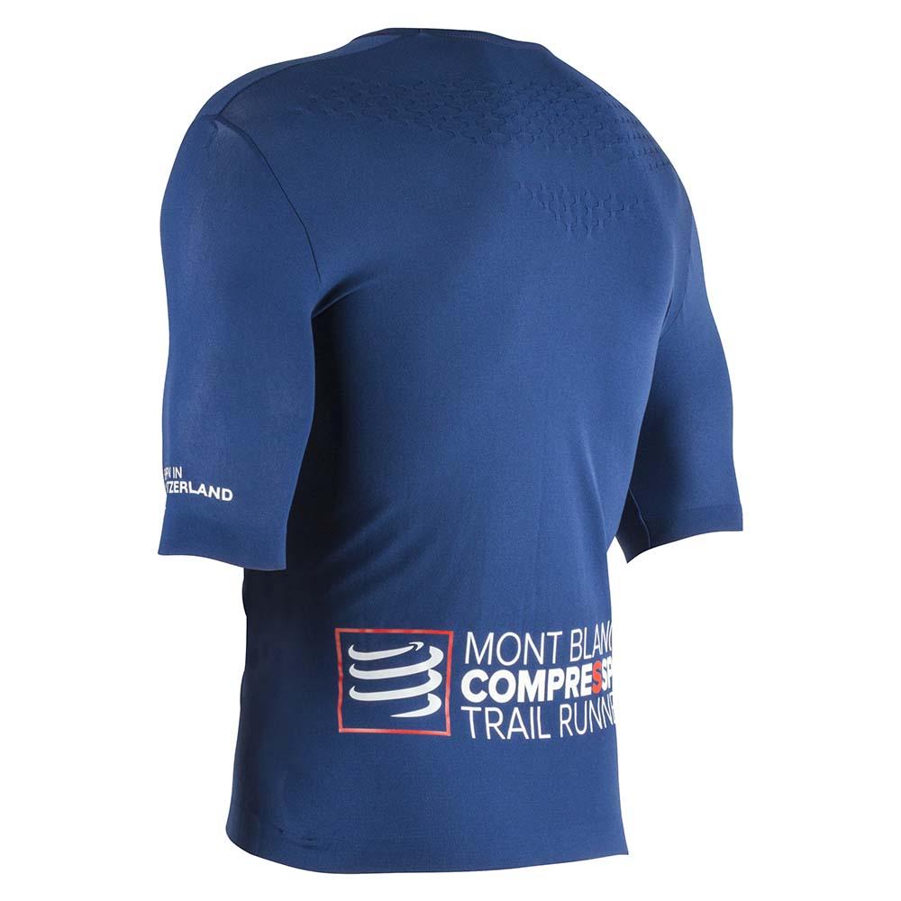 Compressport Training Tshirt Mont Blanc Edition Buy And