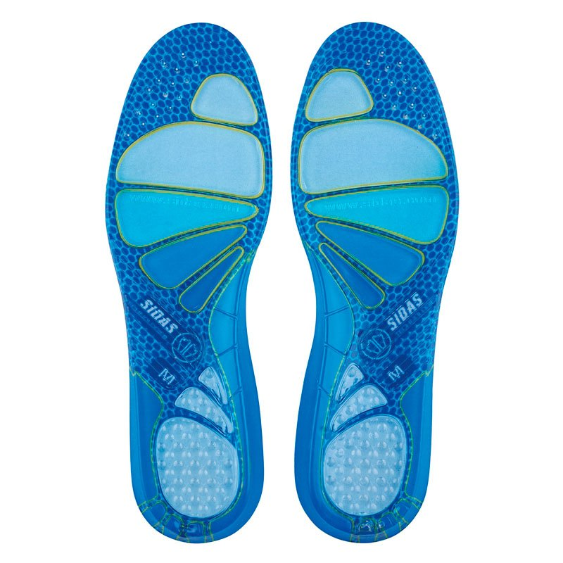 Sidas Essential Insoles Cushioning Gel
