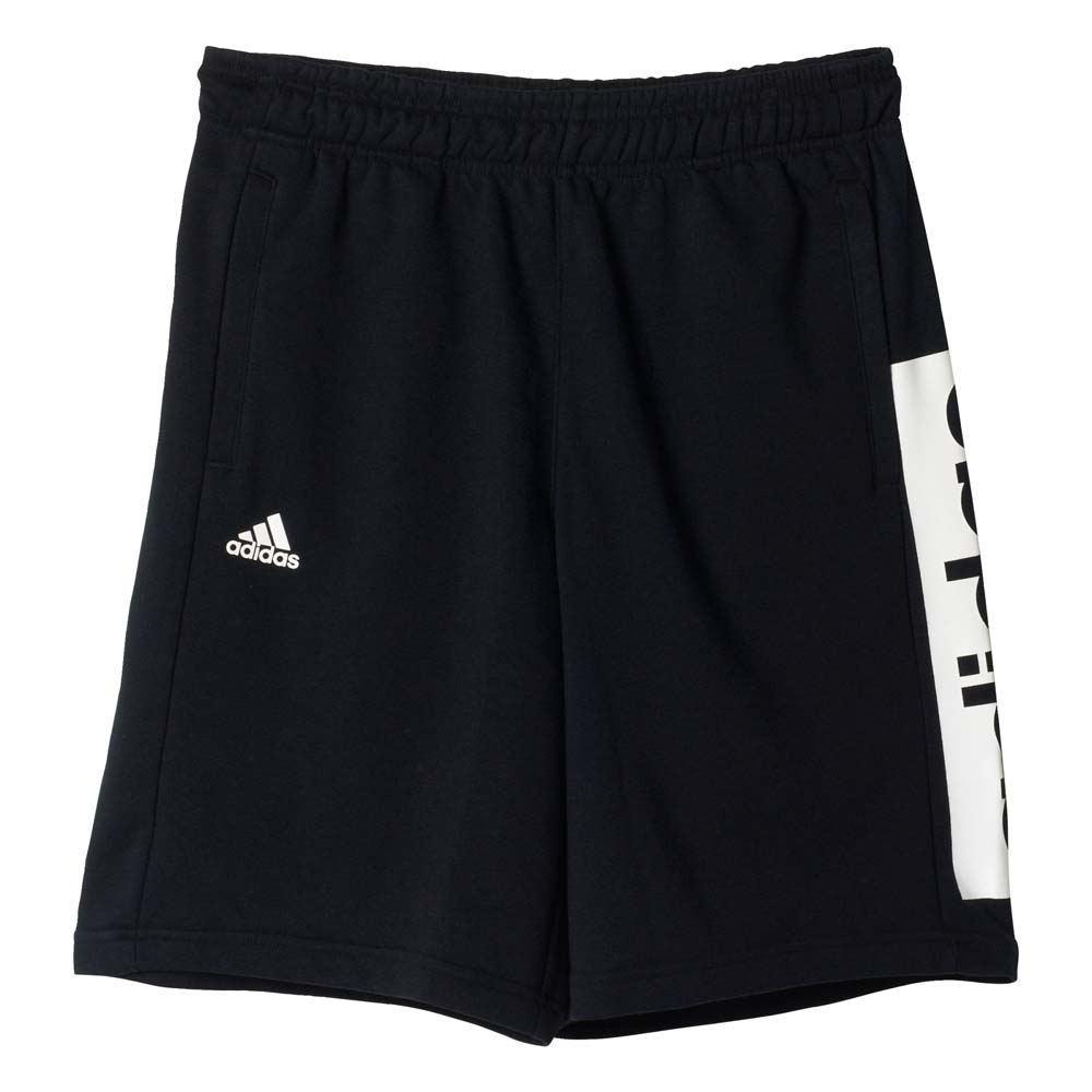adidas Essentials Linear Short buy and offers on Runnerinn ad8b4ffff88