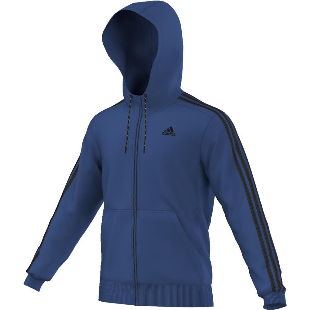 adidas Essentials 3S Fz Hooded B