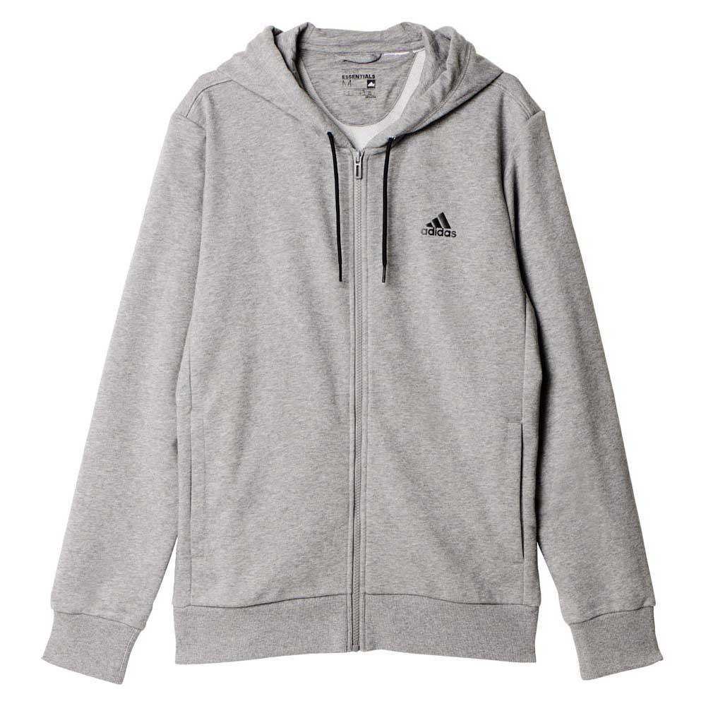 adidas Essentials Linear Fz Hood Ft