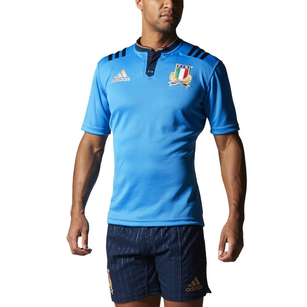 adidas Italian Rugby Home Jersey