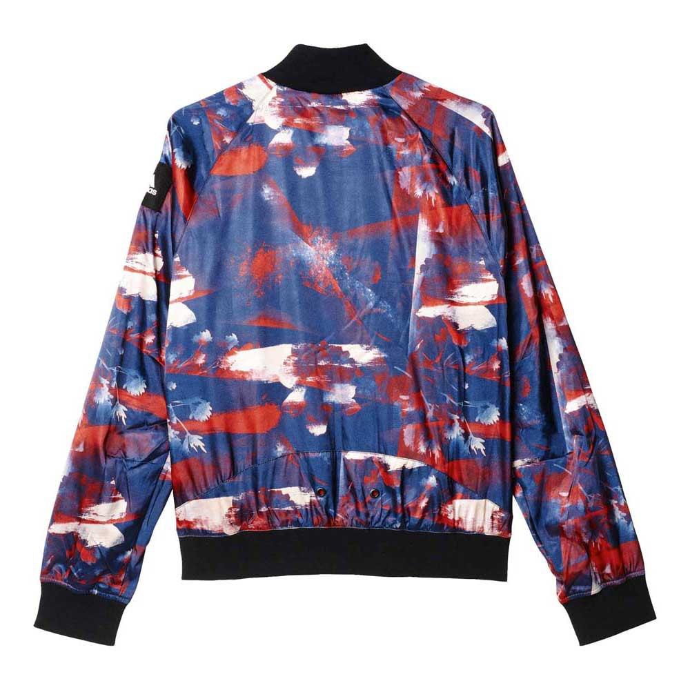 adidas flower sweater