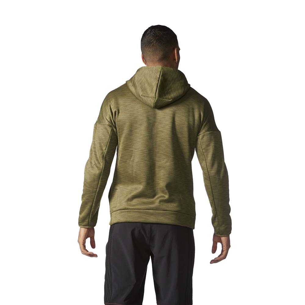 adidas zne fz hoody heat buy and offers on runnerinn. Black Bedroom Furniture Sets. Home Design Ideas
