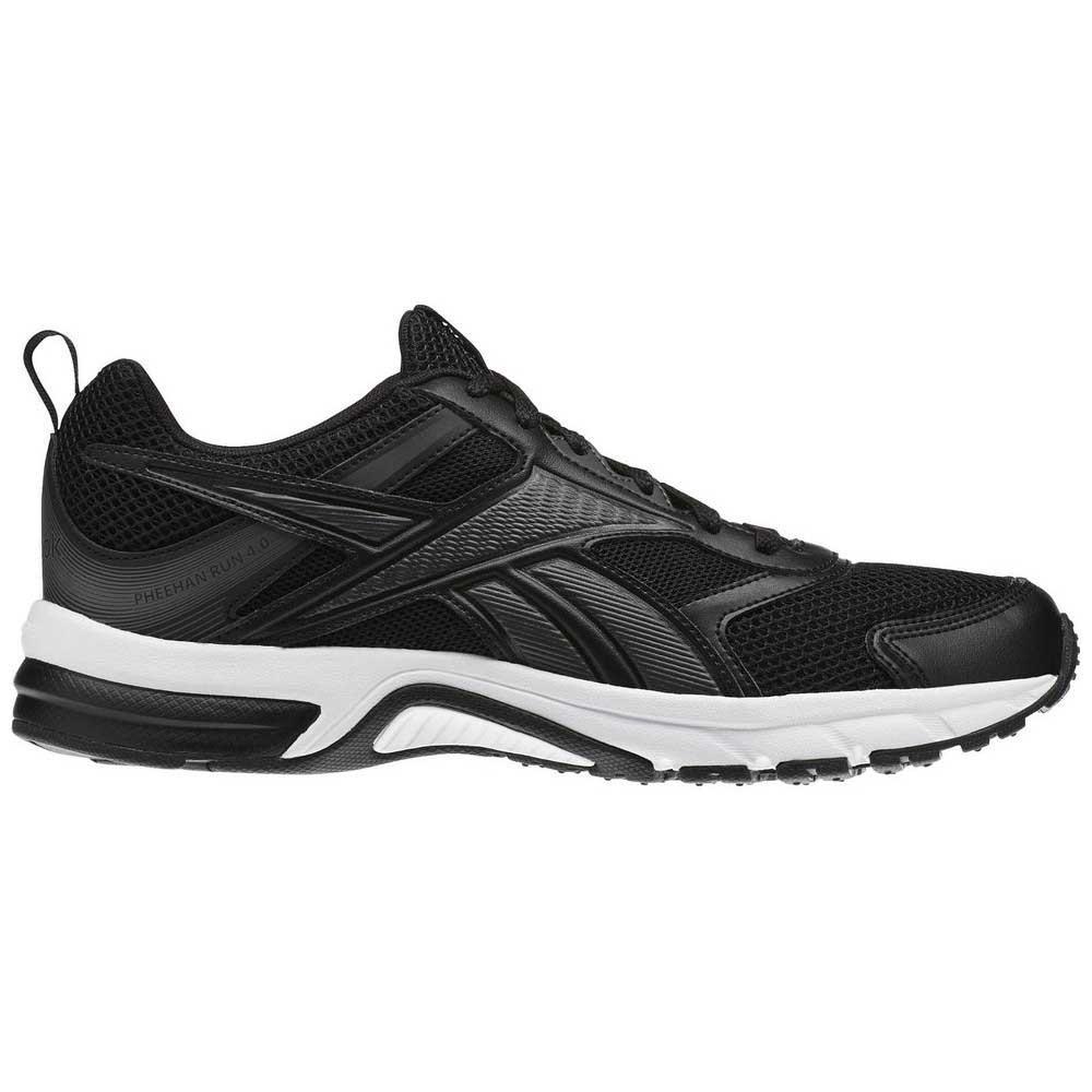 31667baa13f0 Buy Reebok Mens Pheehan Run Neutral Running Shoes Grey Blue White