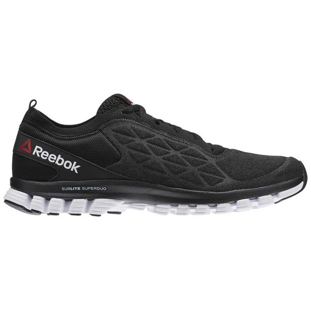 5e1401b2b7d6ff Reebok Sublite Super Duo 3.0 buy and offers on Runnerinn