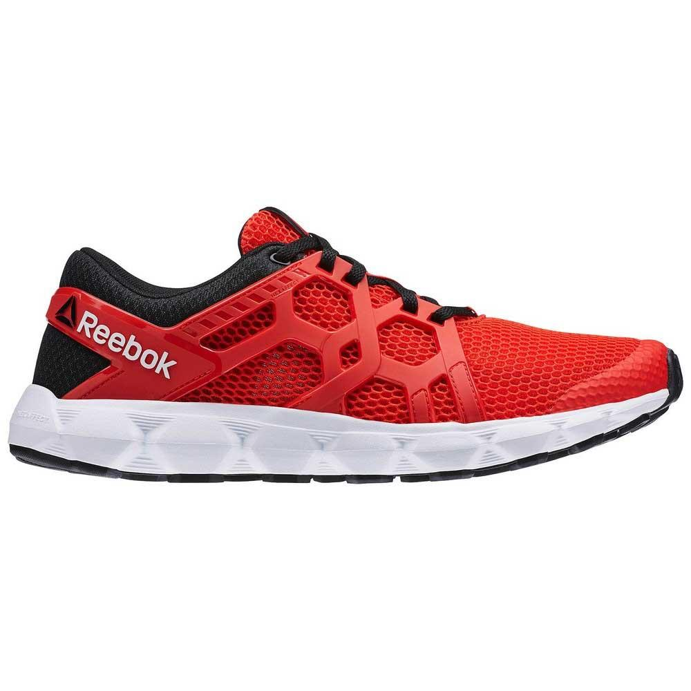 New Trainers Men Reebok Sport Hexaffect Run LE Black White US Online