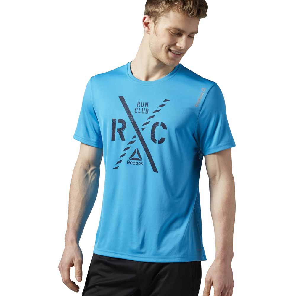 Reebok Re S/S Rc Crest Tee