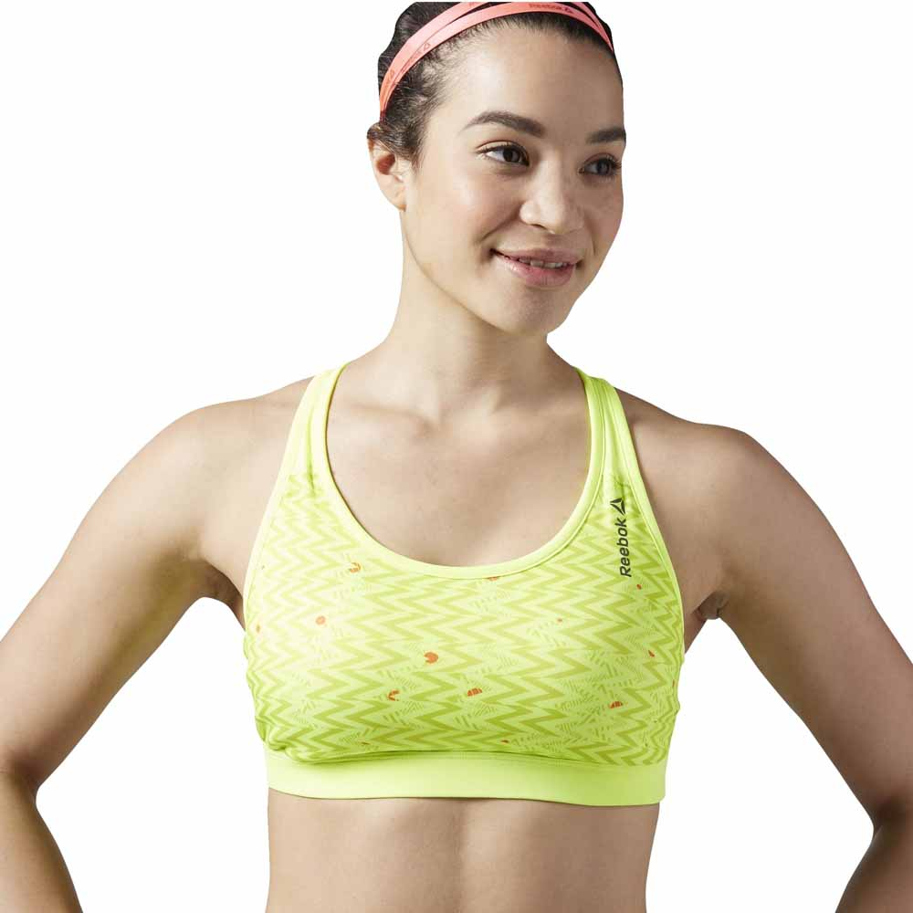 Reebok Re Bra Optic All Over Print
