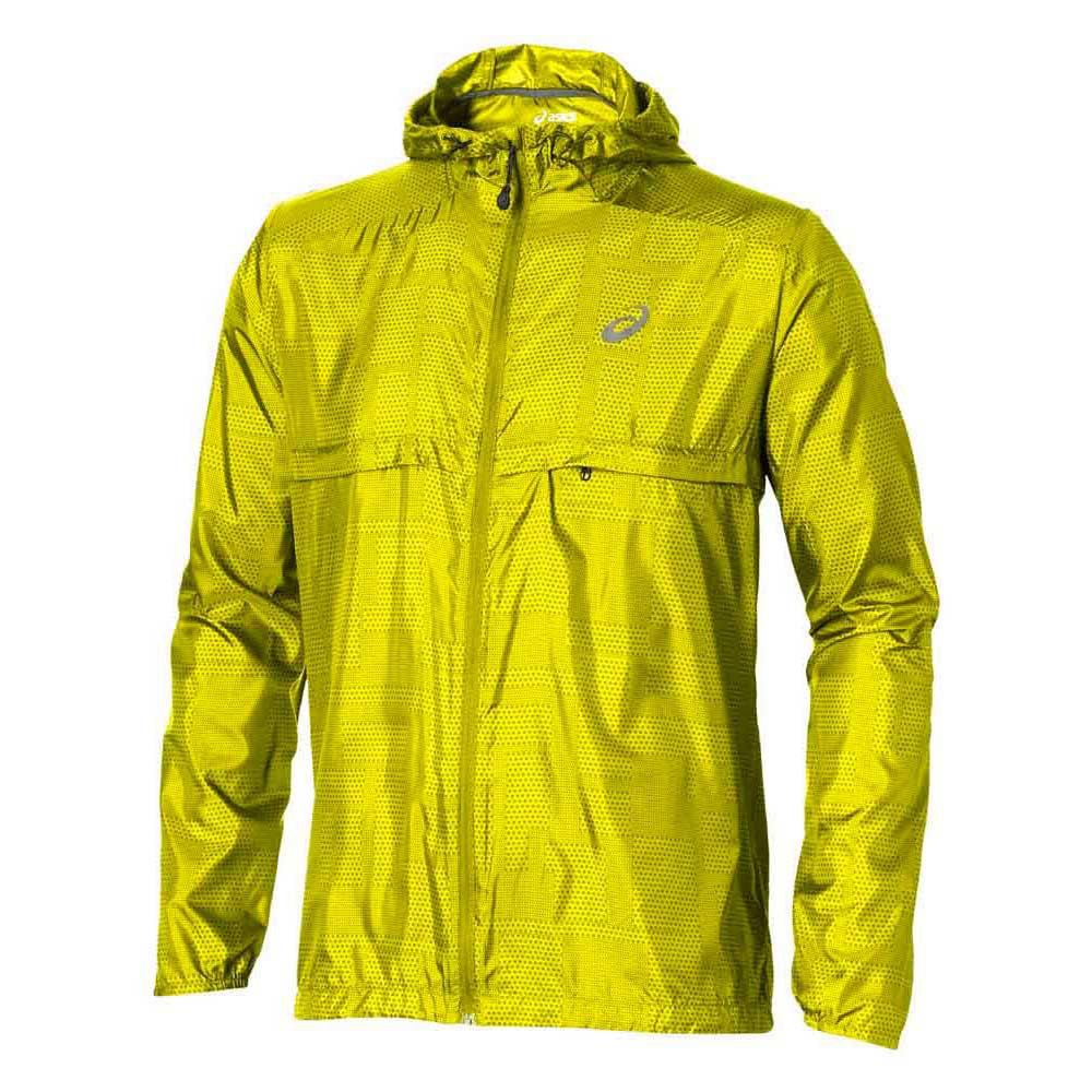 cheap asics packable jacket