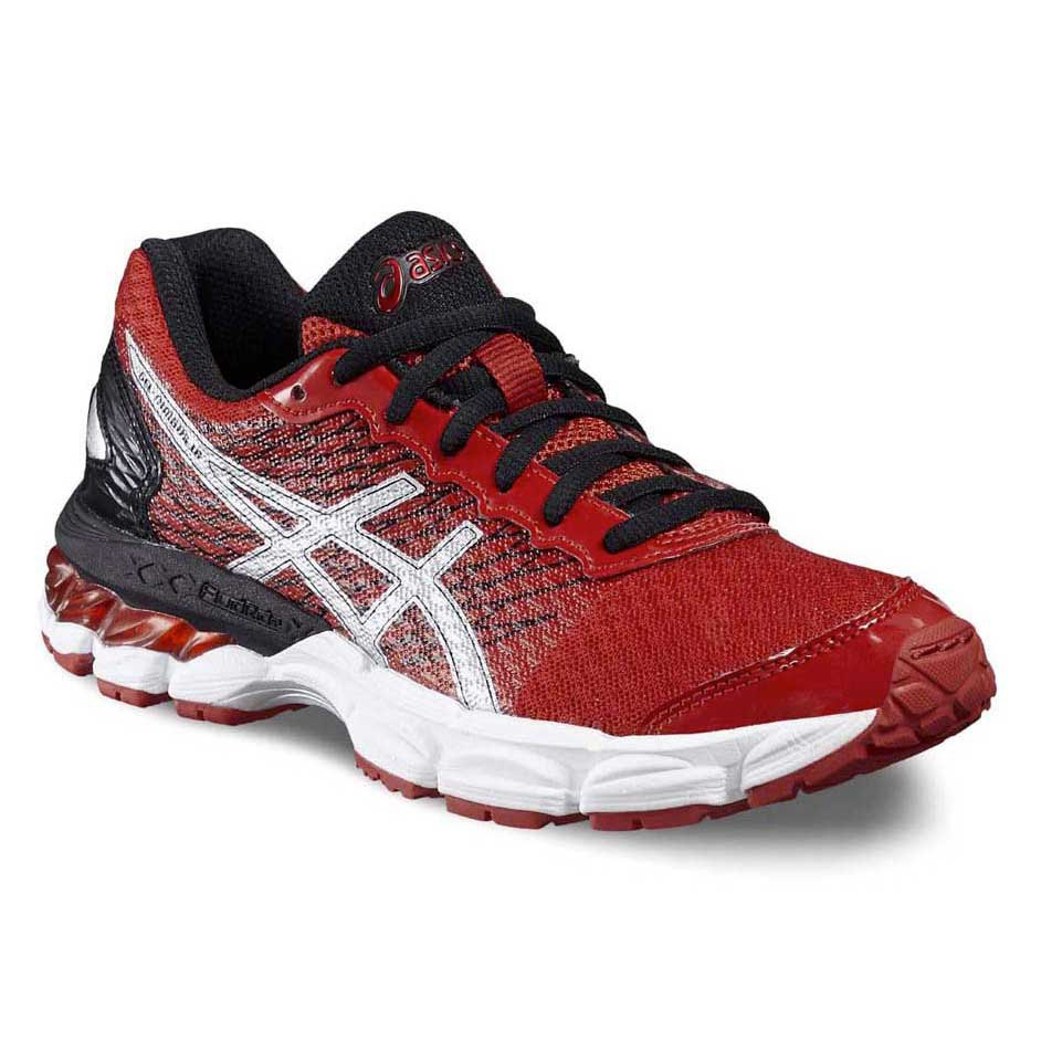 asics gel nimbus red
