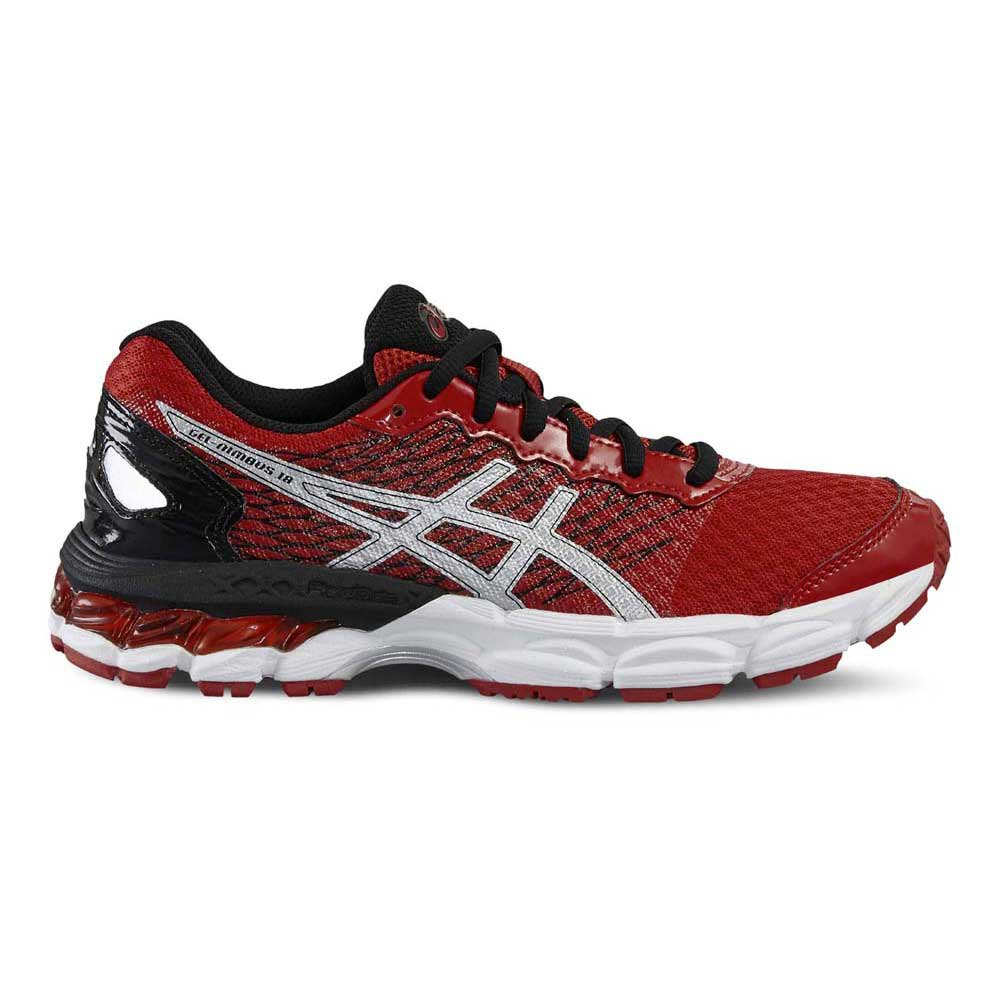 asics gel nimbus 18 gs buy and offers on runnerinn. Black Bedroom Furniture Sets. Home Design Ideas