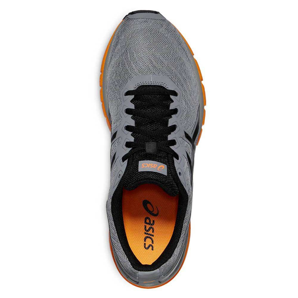 Asics Chaud Gel Gel Zaraca 5 Aluminium/ Noir/ Orange Orange Chaud ner Runnerinn 27d2e69 - scyther.site