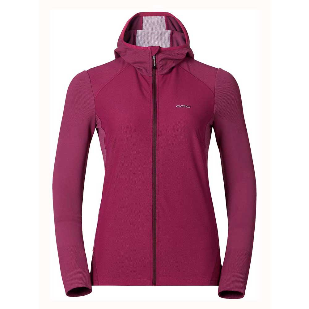 Odlo Synergy Hoody Midlayer Full Zip