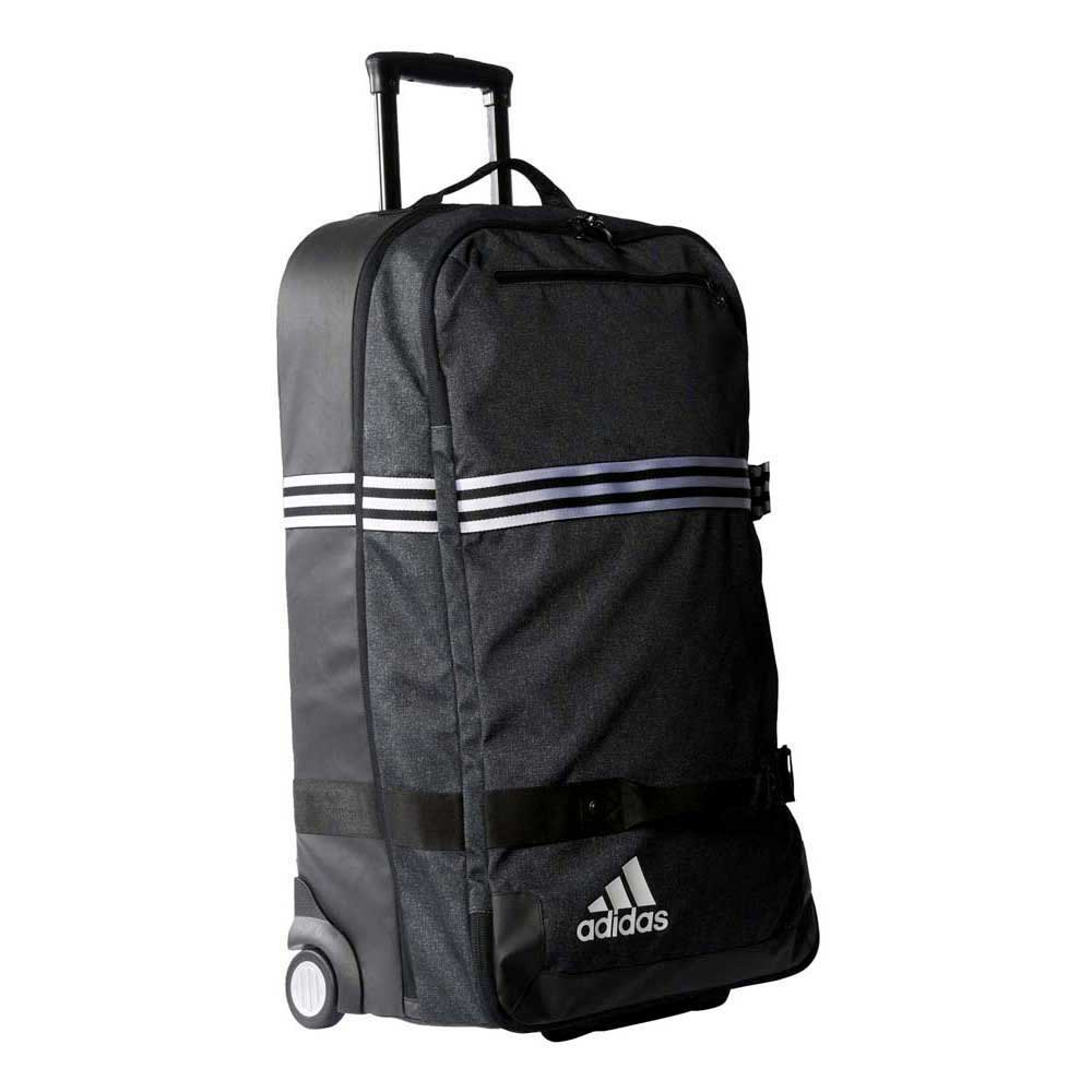 adidas Bag Travel Trolley XL Black buy and offers on Runnerinn 530cc09438a78