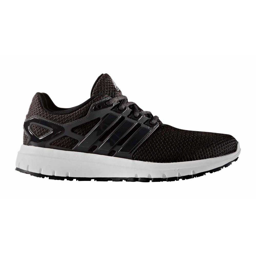 adidas energy cloud men's running shoes black