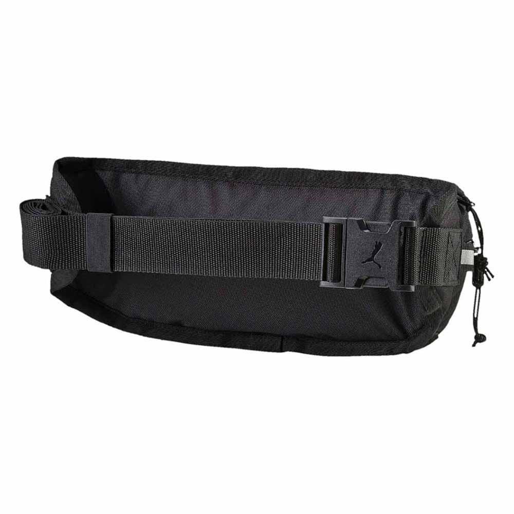 11768abcbdc0 Puma Academy Waist Bag Black buy and offers on Runnerinn