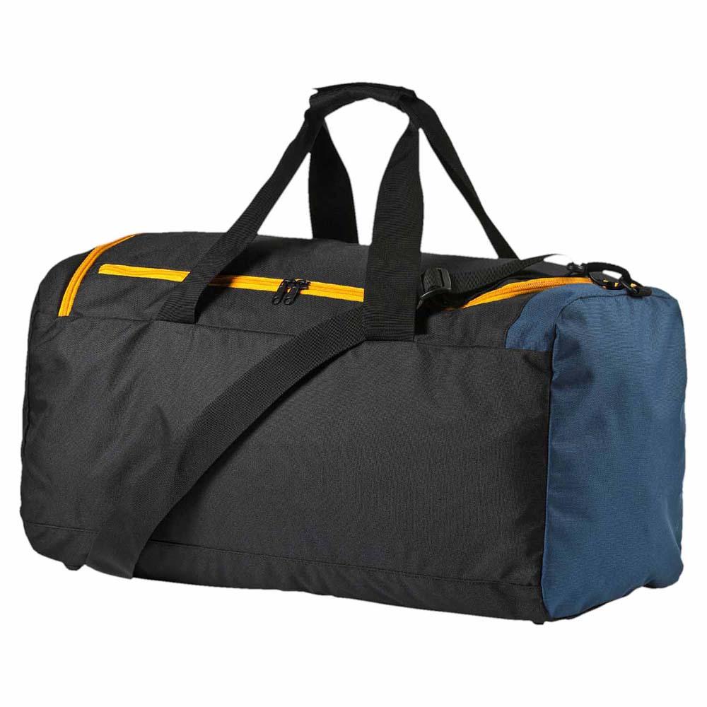 723f99f8647b Puma Fundamentals Sports Bag M buy and offers on Runnerinn