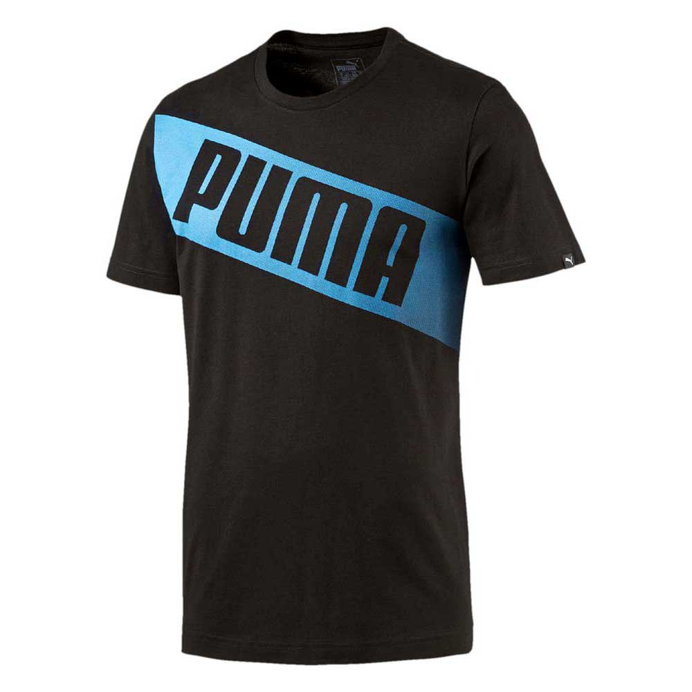 Puma Fun Big Logo Graphic Tee