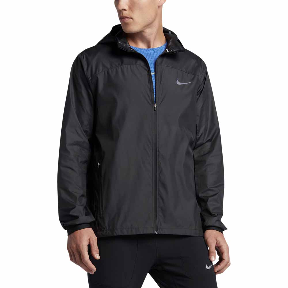 40ed197d0403c Nike Shield Jacket Hooded Racer buy and offers on Runnerinn