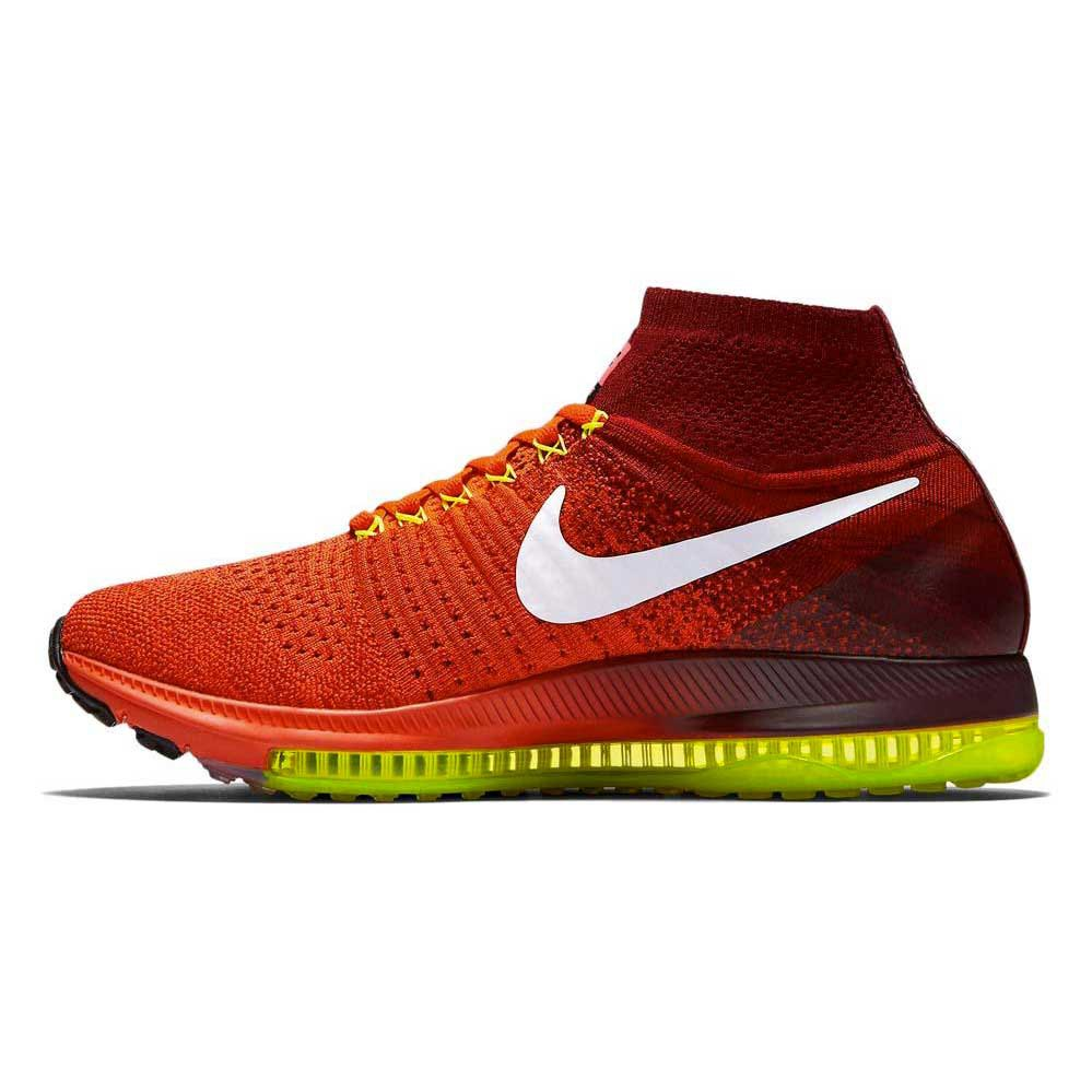 5ca58651c10 australia nike zoom all out flyknit yellow red c19fb 7ea07