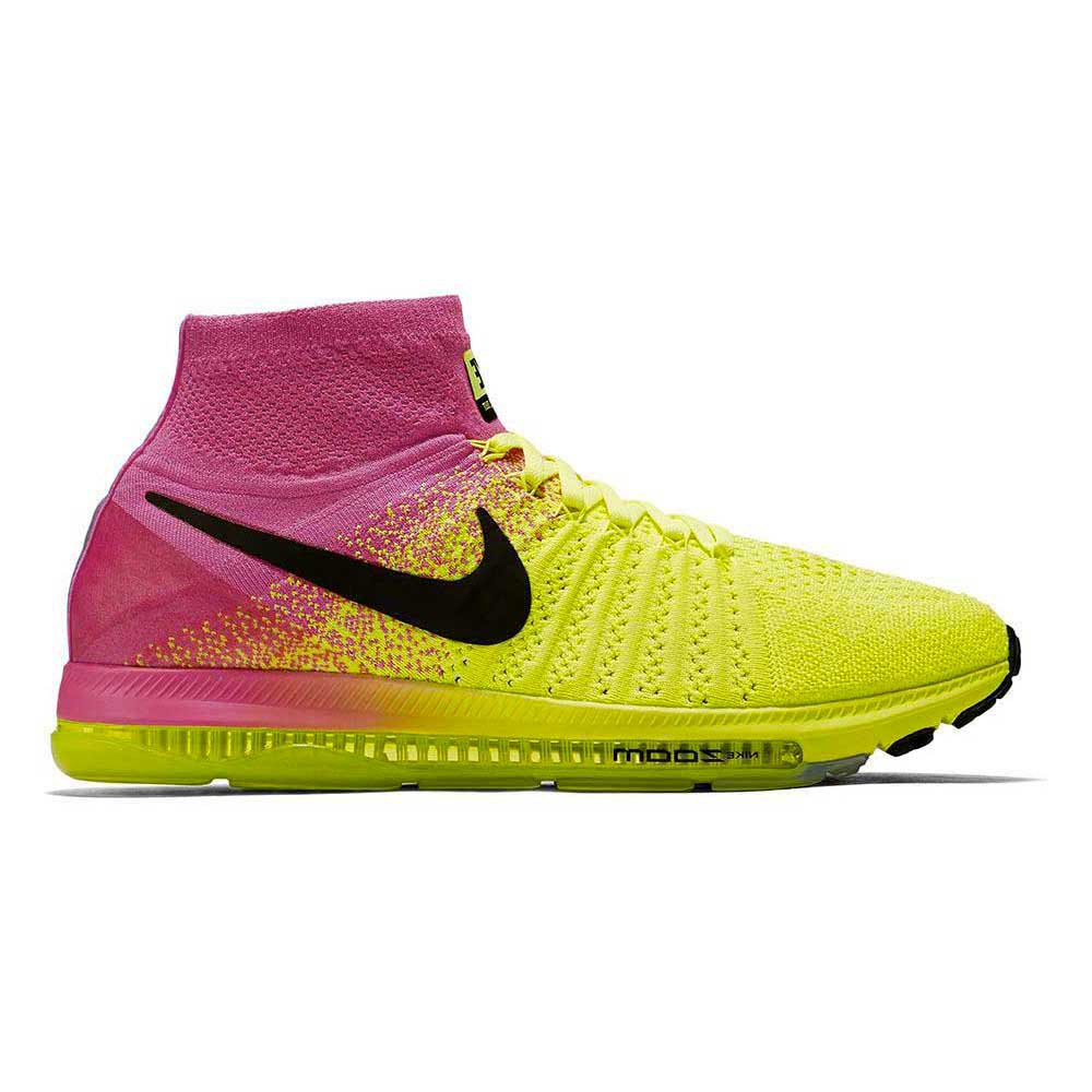 buy popular d62c8 5ea4b Nike Zoom All Out Flyknit Oc Grün, Runnerinn