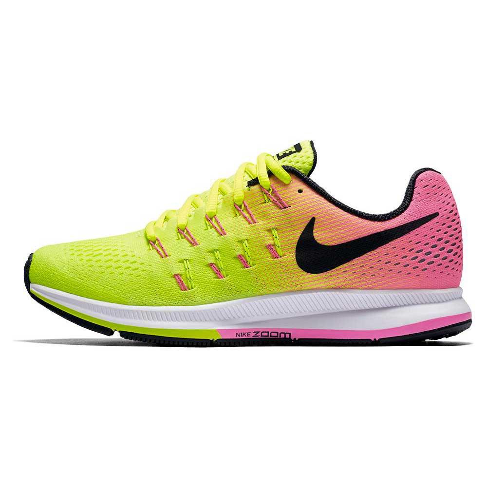 a00f55f1a159 Nike Wmns Air Zoom Pegasus 33 OC ... nike zoom pegasus 33 yellow green ...