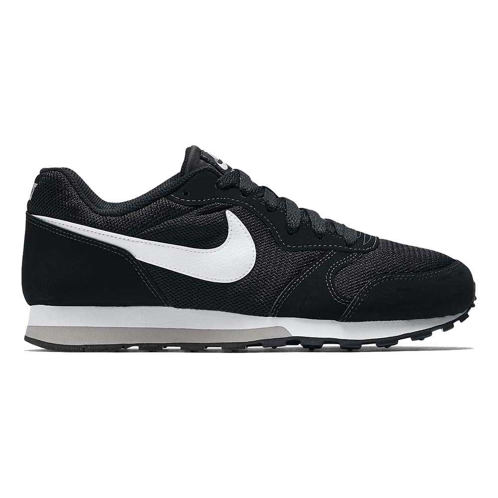 f535cdd6eb4c8 Nike MD Runner 2 GS Black buy and offers on Runnerinn