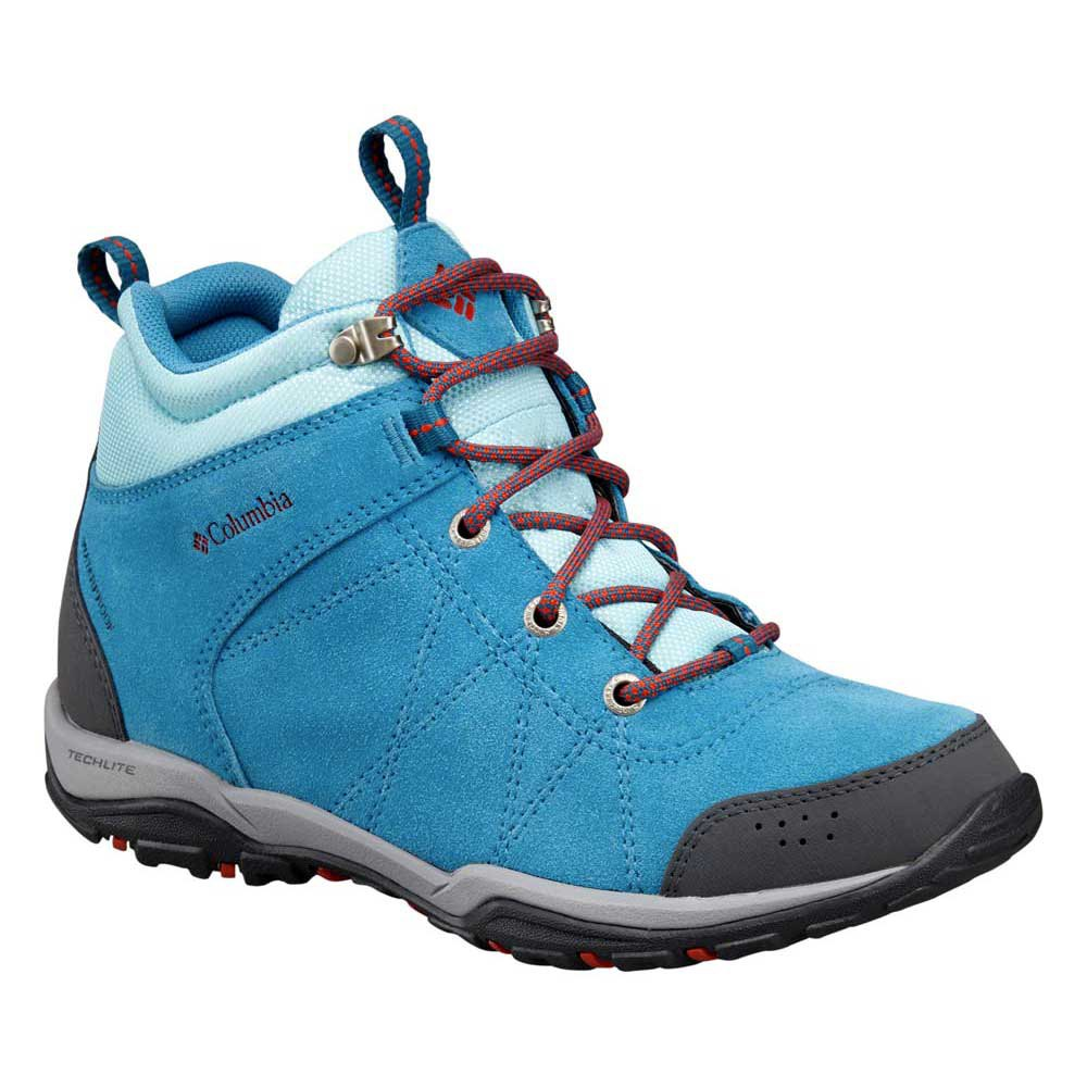 e10a2a3ba7da Columbia Fire Venture Mid Waterproof buy and offers on Runnerinn