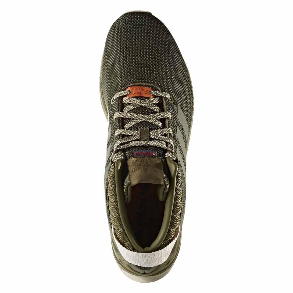 adidas zx flux 5 8 tr schuhe oliv