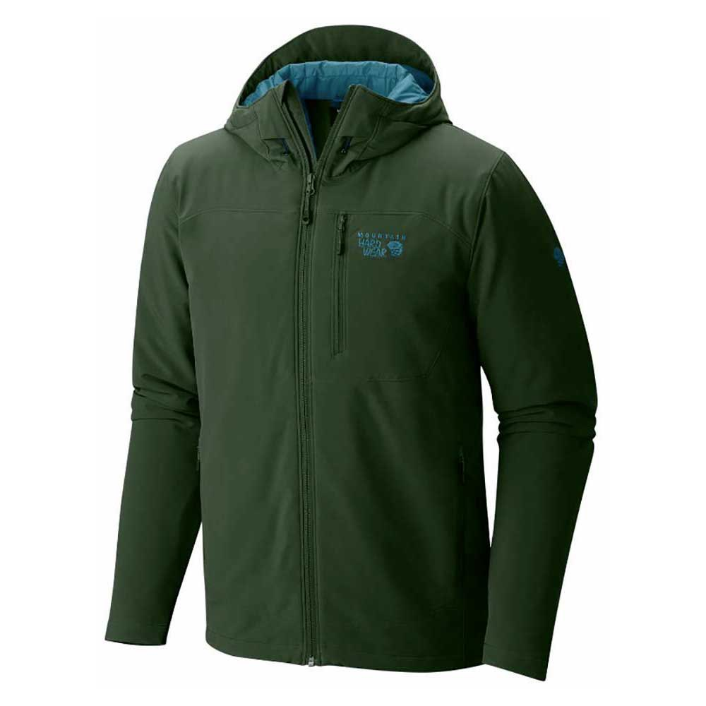 Mountain hard wear Super Conductor Hooded