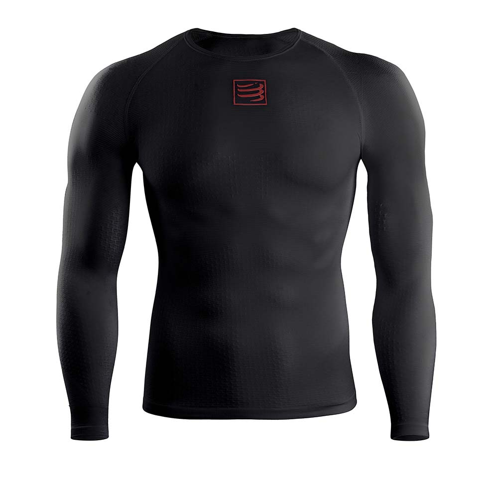 Compressport 3D Thermo UltraLight LS Shirt