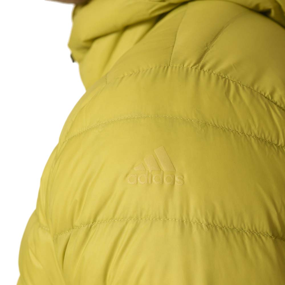 adidas Light Down Hooded Jacket Cb buy and offers on Runnerinn