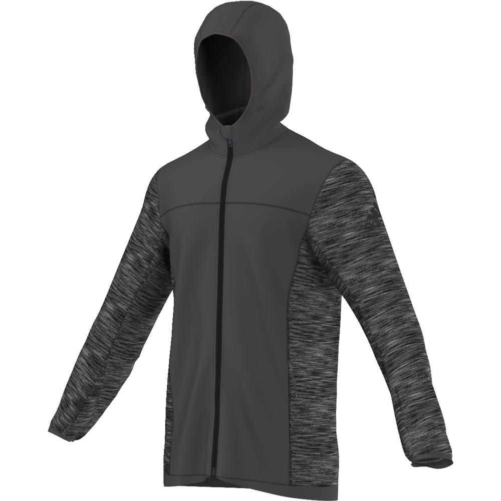 adidas Climaheat Fleece With Protection Overlay Front