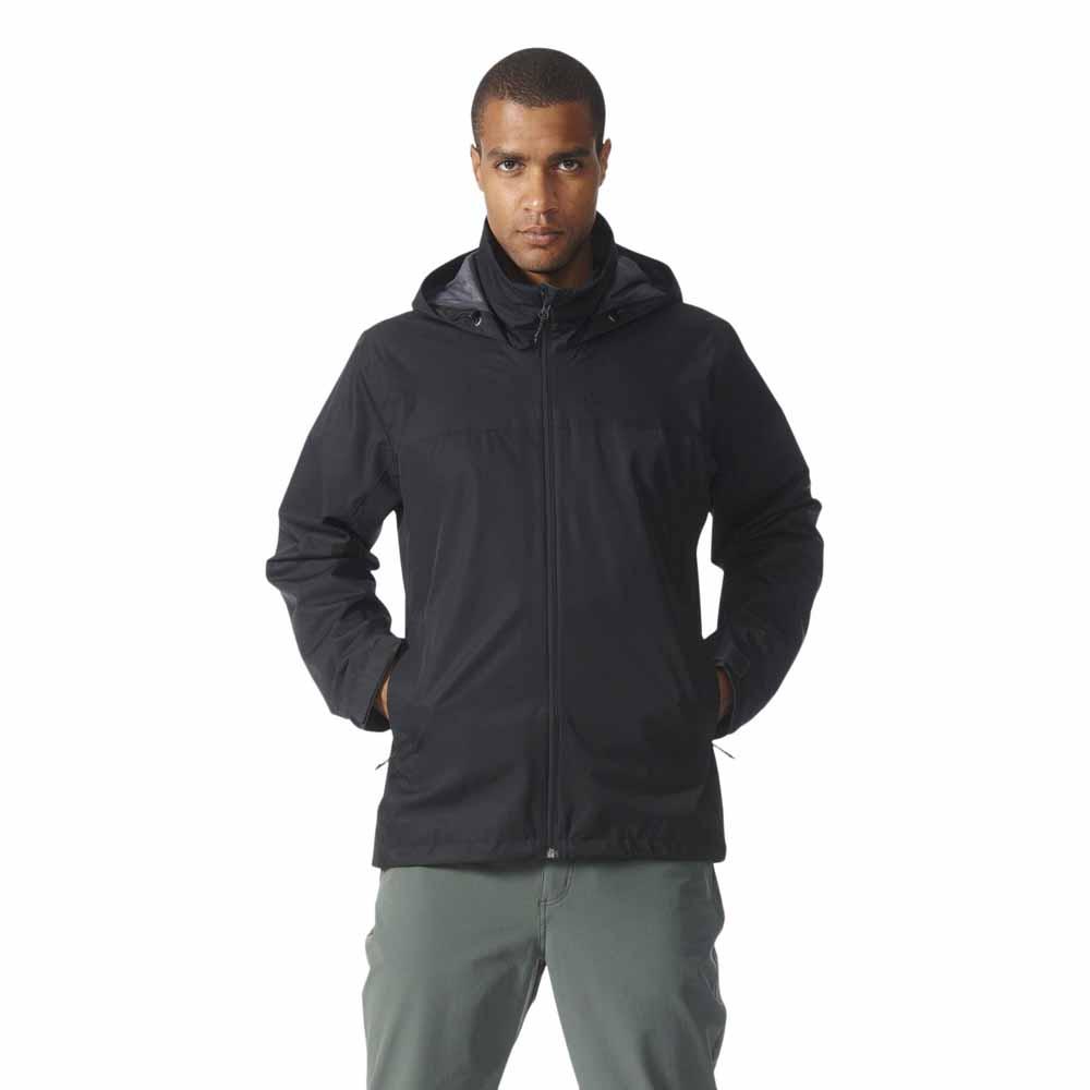 adidas Wandertag Jacket Solid Colorway Svart, Runnerinn Vester