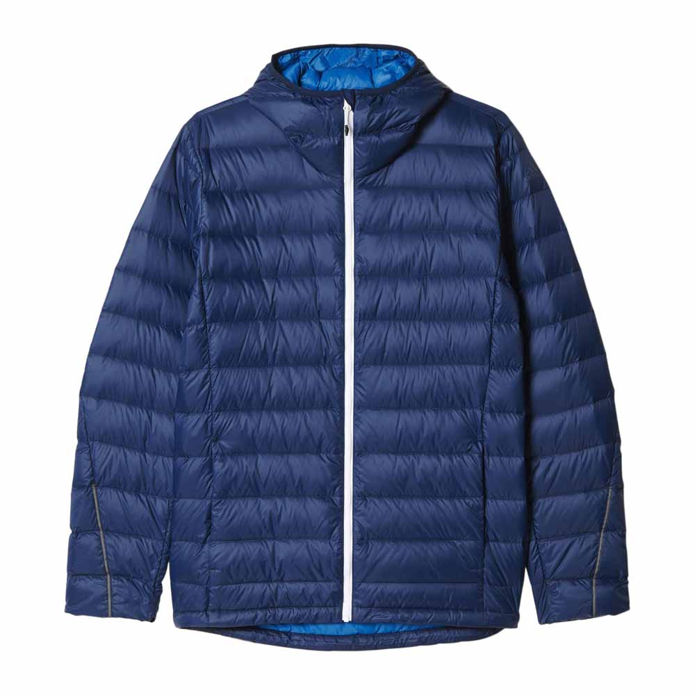 adidas Light Down Hooded Jacket