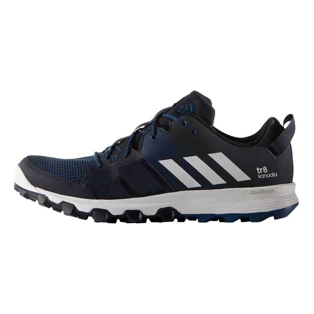 adidas Terrex Kanadia 8 Tr W chaussures trail noir 45 1/3 EU Pas Cher Réel Authentique 4D8zY