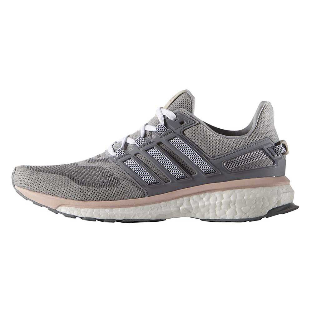 Adidas Energy Boost Sneaker Review With DjDelz Boost VS EVA