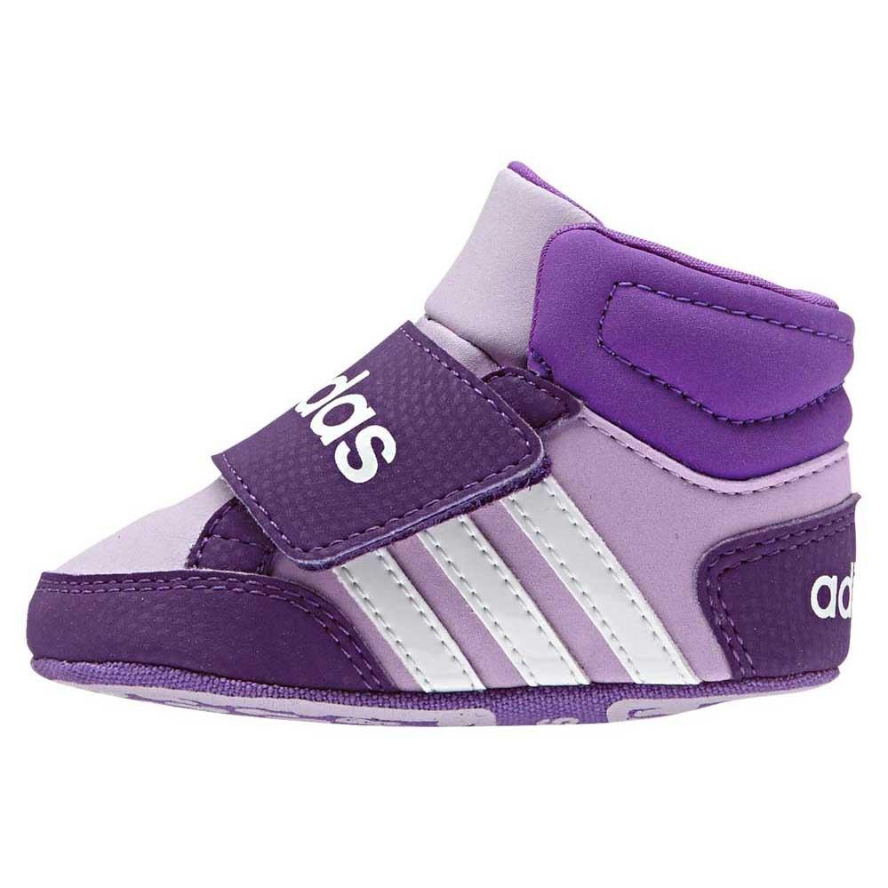c827540335b4 adidas Hoops Cmf Mid Crib buy and offers on Runnerinn