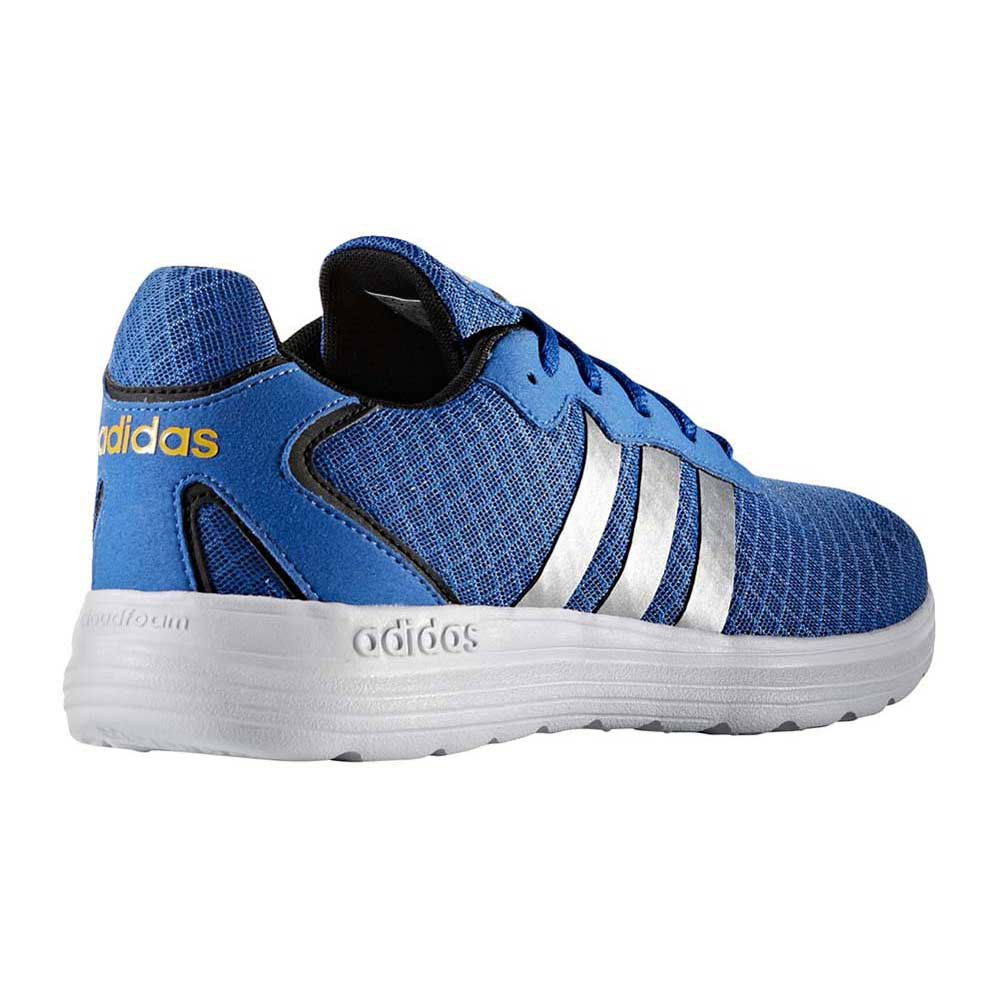 Adidas Neo Cloudfoam Blue Kenmore-cleaning.co.uk
