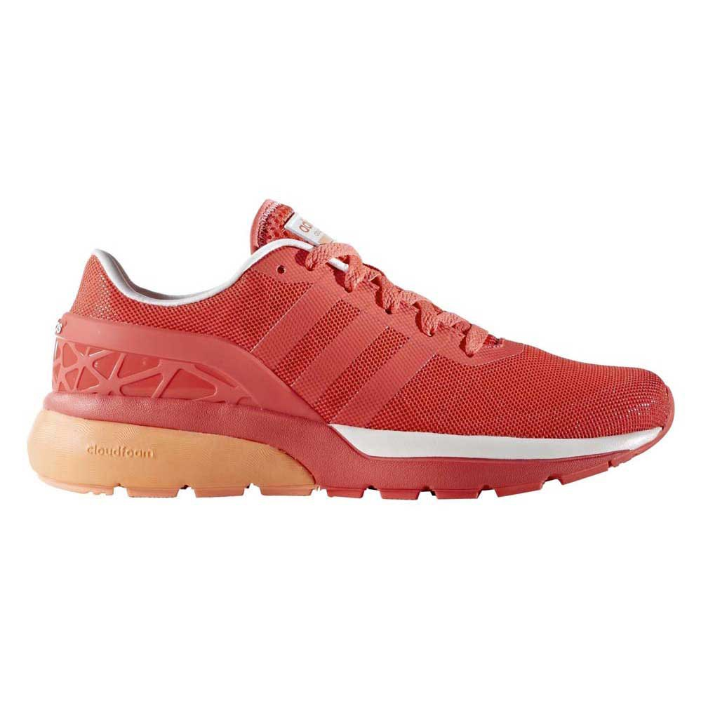 adidas cloudfoam flow red