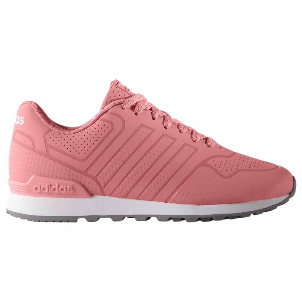 3dcded8417a adidas neo pink shoes Sale