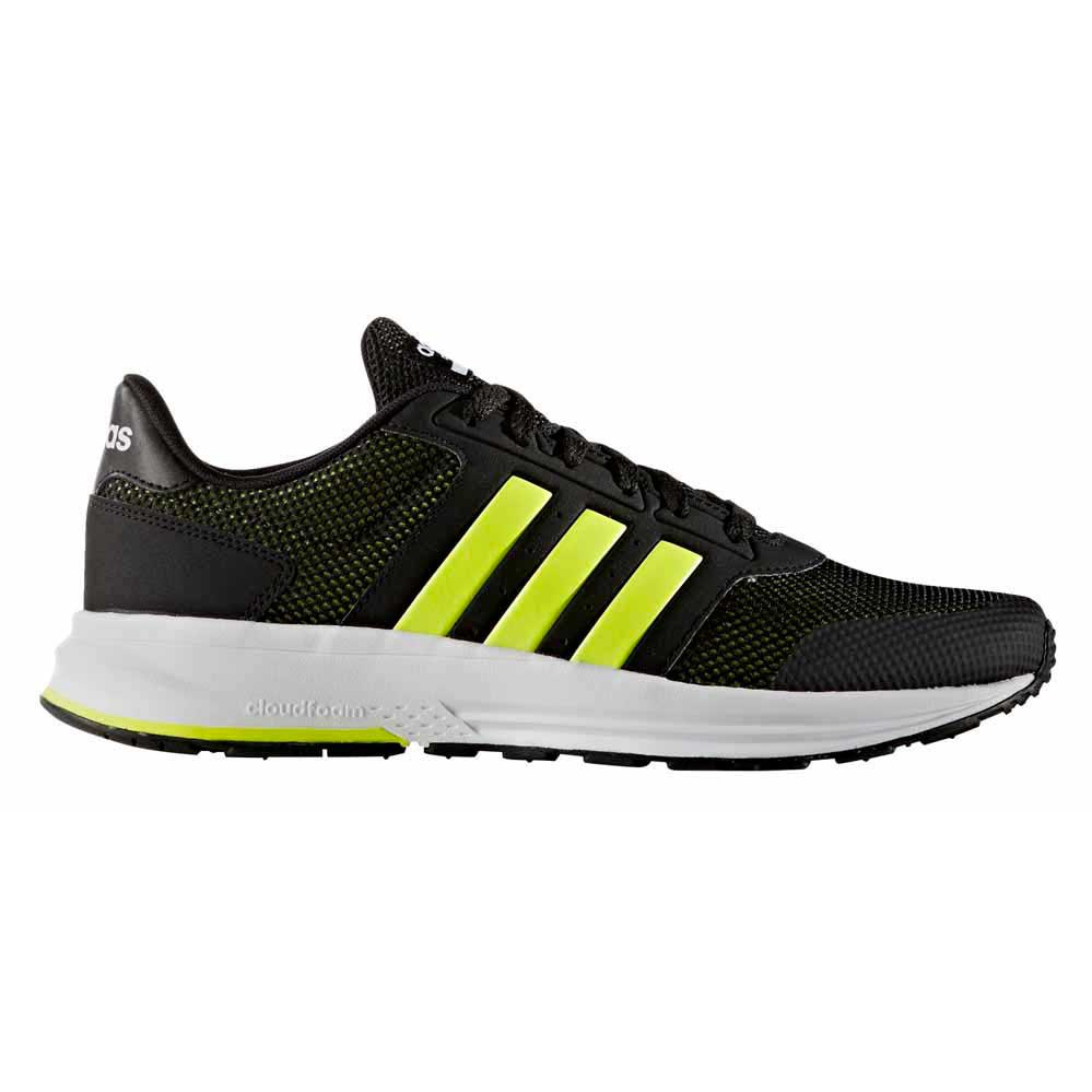 adidas cloudfoam saturn shoes men's white