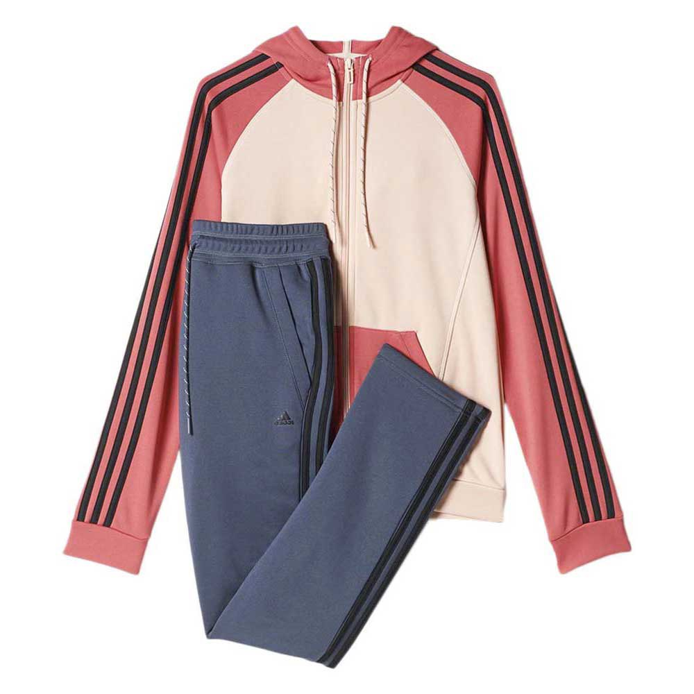 adidas New Young Knit Tracksuit