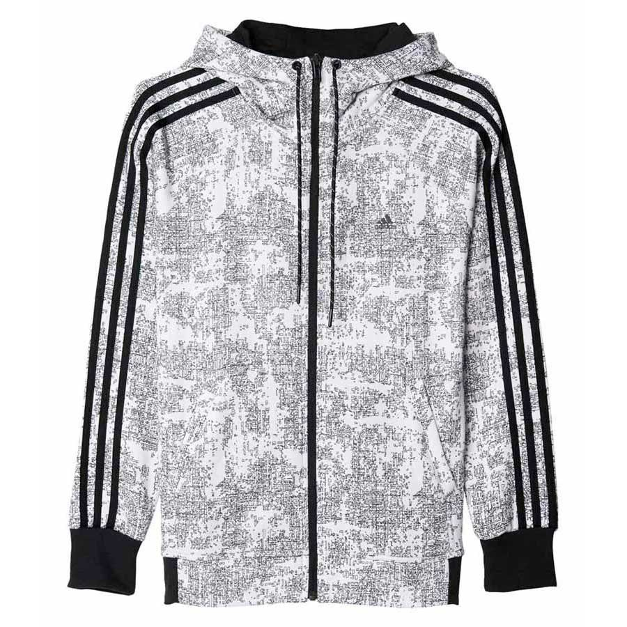 adidas Essentials 3S Hoody All Over Print