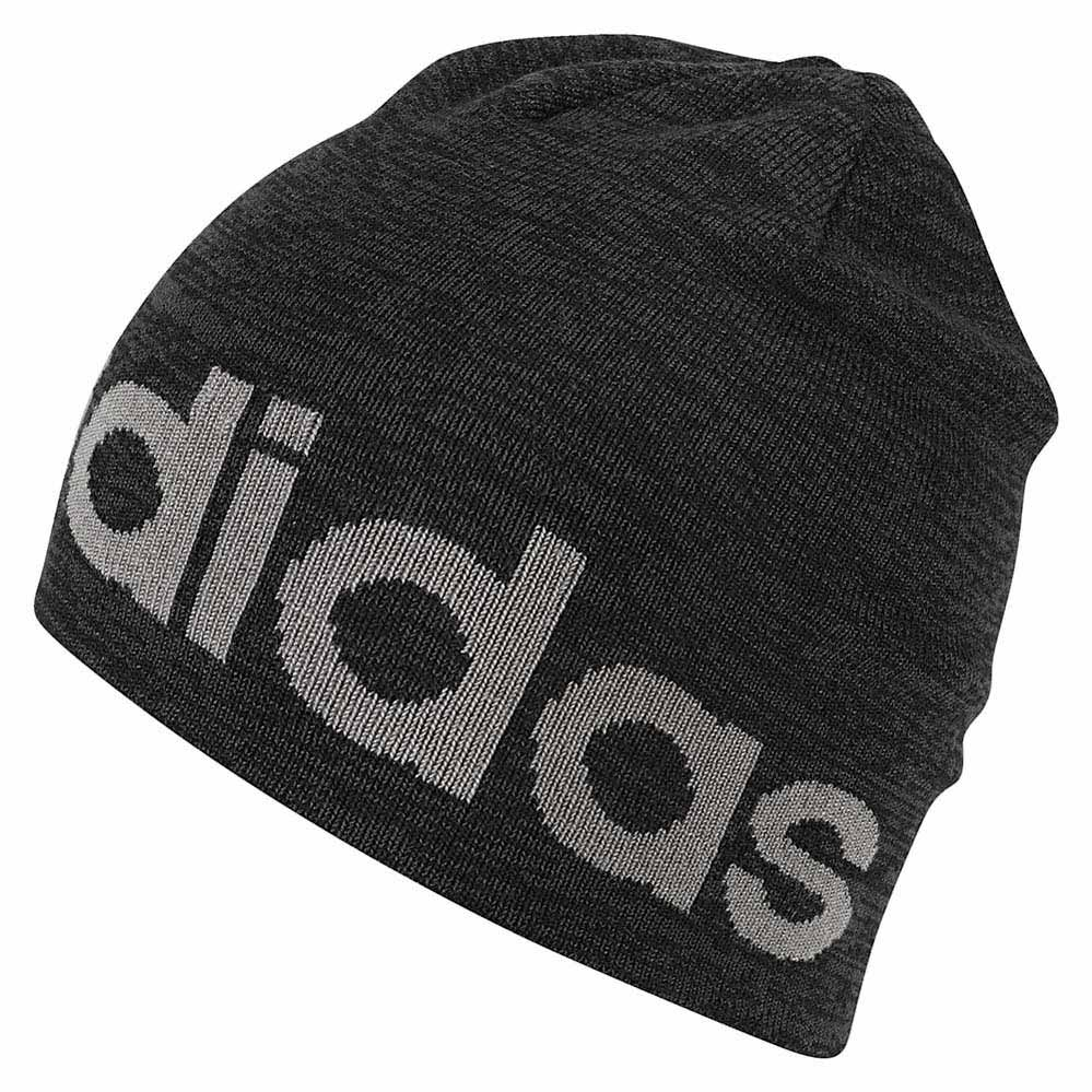 adidas Neo Logo Beanie buy and offers on Runnerinn 34fe2cff6e02
