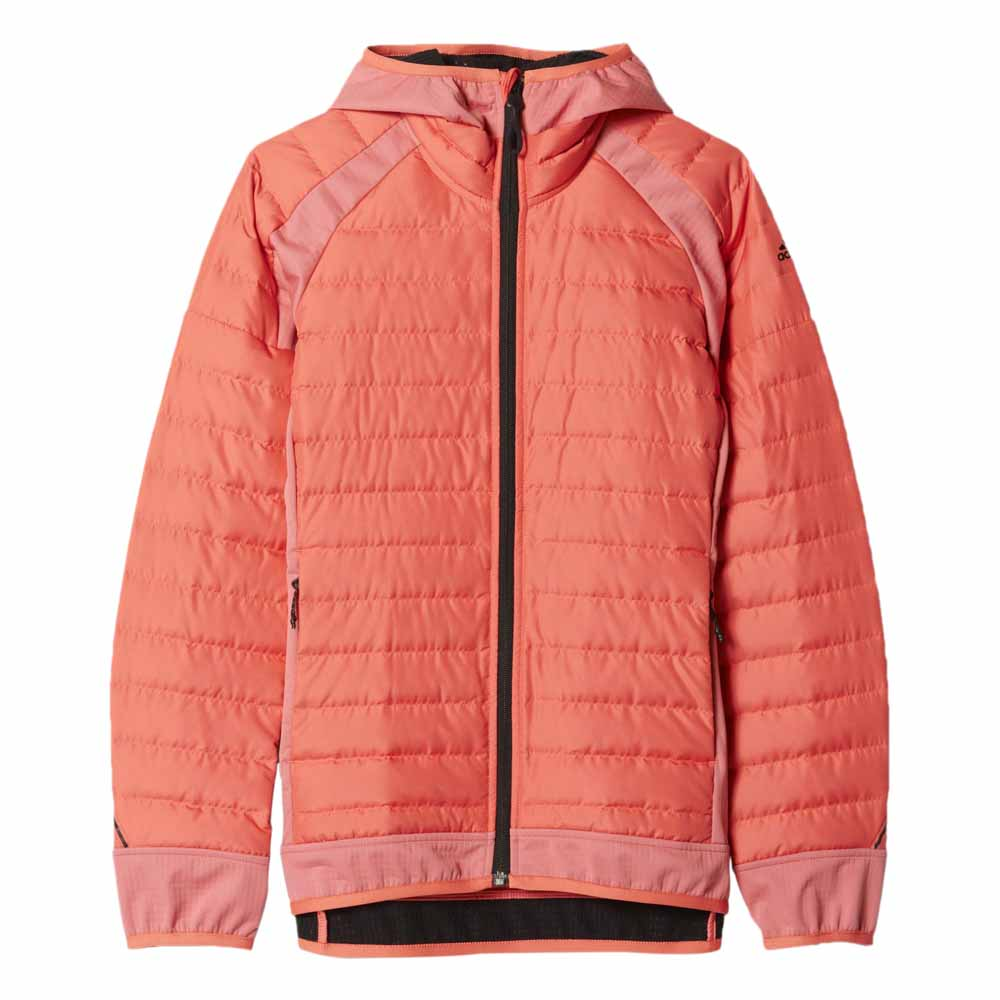 adidas Hybrid Down Hooded Jacket