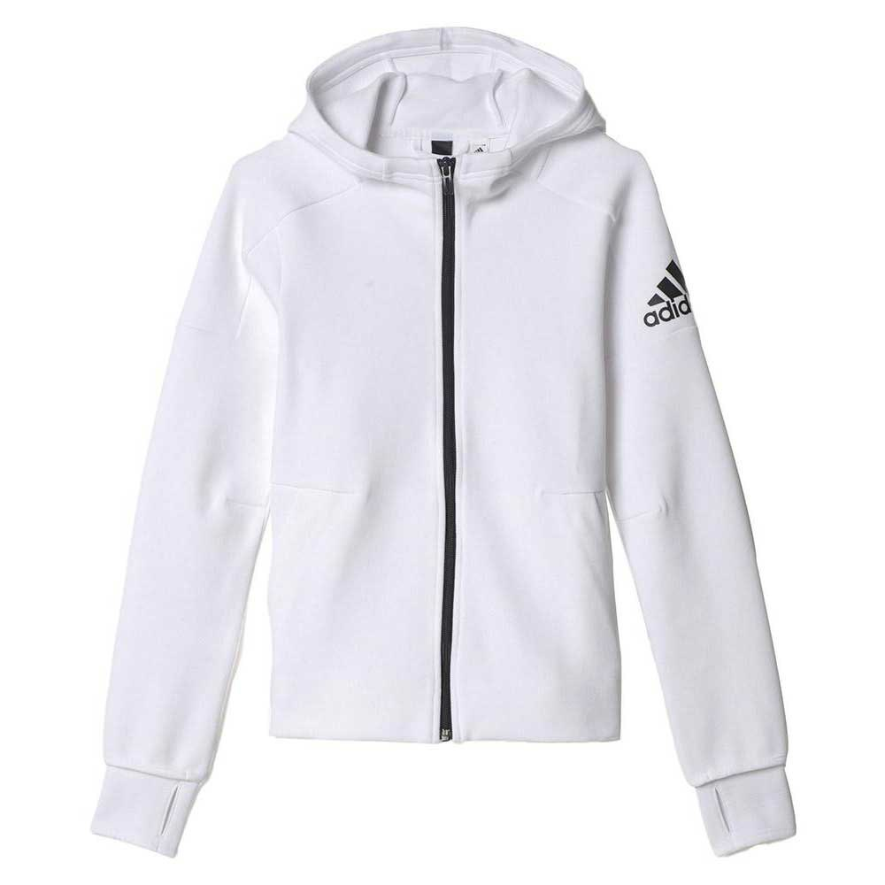 adidas Athletics ZNE Full Zip Hoodie