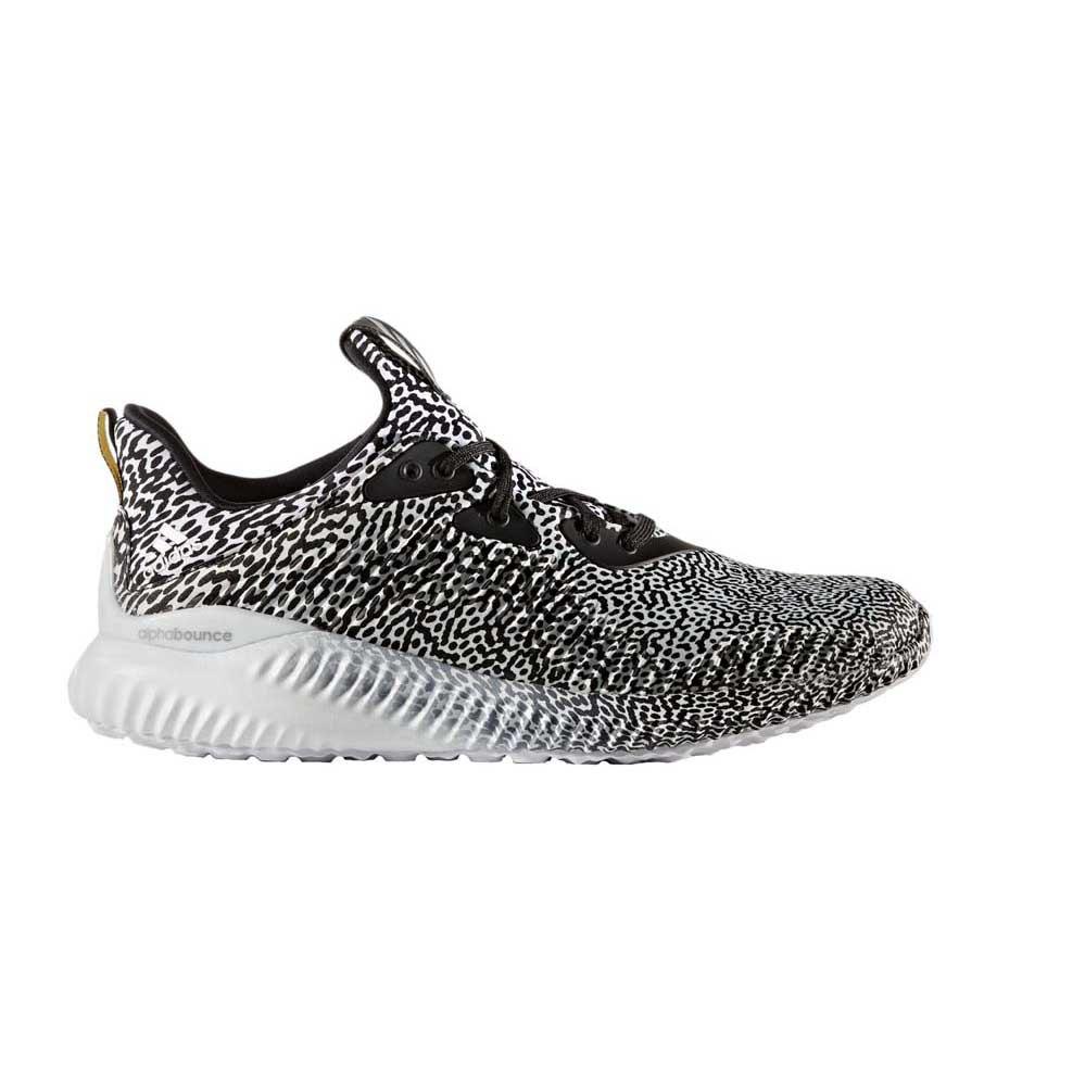 adidas alphabounce aramis kern schwarz / weißen / klar ftwr grau